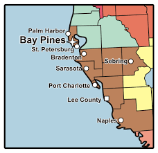 Safety Harbor Florida Map by C W Bill Young Va Medical Center Bay Pines Va Healthcare System