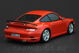 porsche ruf rt12 porsche 911 ruf rt12 2005 u2013 spark 1 43 масштабная модель суперкара