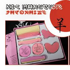 kit cuisine japonaise onglerie acheter kit manucure japonaise en ligne