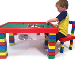 Kids Table And Chairs With Storage Kids Table And Chairs Lego Table Kids Table With Storage