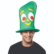 Gumby Pokey Halloween Costumes Gumby Hat