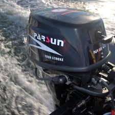 parsun 20hp portable 4 stroke outboard motor electric u0026 pull
