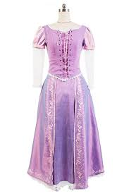 tangled halloween costume amazon com sidnor tangled halloween cosplay costume princess