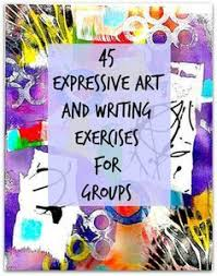 expressive arts therapy 1 spontaneous therapy activities for the of