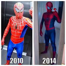 amazing spider man 2 cosplay amino