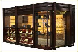cigar humidor display cabinet cigar humidor cabinet plans home design ideas