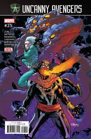 uncanny avengers vol 3 25 marvel database fandom powered by wikia