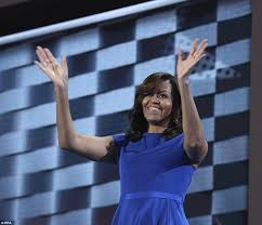 michelle obama champions hillary clinton during dnc speech daily