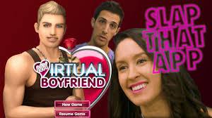 slap that my virtual boyfriend youtube