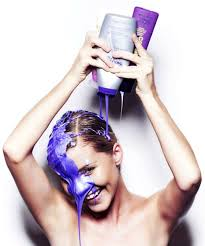 over the counter purple hair toner purple shoo blonde hair care tips