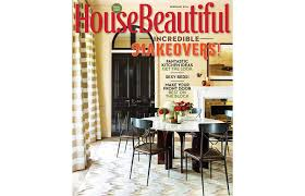 Housebeautiful Magazine by In The Grand Manner Interiors By Color
