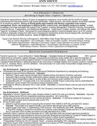 10 best best operations manager resume templates u0026 samples images