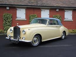 rolls royce vintage convertible used rolls royce silver cloud cars for sale with pistonheads
