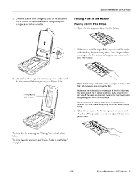 epson perfection 4490 office user manual