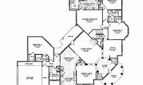 corner lot floor plans corner lot house plans home design