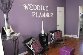 like the color of the wall and wedding planner letters for my