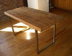 25 best ikea wood table ideas on pinterest diy desk to vanity
