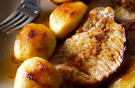 cuisiner escalope de veau escalopes de veau au cidre pommes caramélisées au beurre