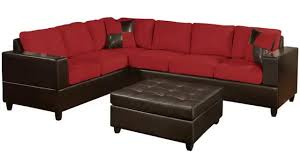 Sectional Sofa With Bed by Red Sectional Sofa Leather Reclining Sectional Sofa Design Ideas