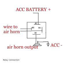 air horn wiring diagram dixie endearing enchanting floralfrocks