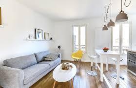 cuisine appartement amenager un salon cuisine de 30m2 4 un appartement de 30m2