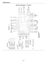 kohler ch25s wiring diagram diagram wiring diagrams for diy car