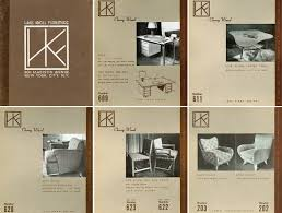 furniture catalog the answer is risom knoll inspiration