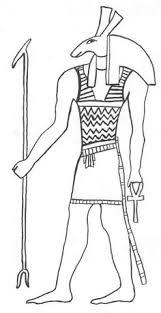 gods goddesses ancient egypt coloring pages bastet
