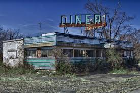 Abandoned Places In New Mexico by Abandoned Diner In New Jersey Diners Abandoned And Abandoned Places