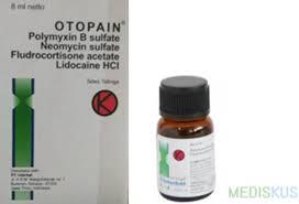 Berapa Obat Tetes Telinga Di Apotik otopain kegunaan dosis efek sing mediskus