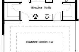 13 side addition floor plan master bedroom suite floor plan