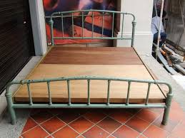 antique queen bed frame on queen size bed dimensions simple