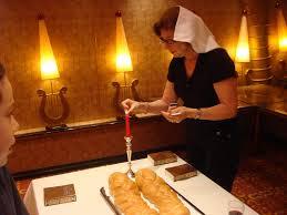 sabbath candles a lighting the sabbath candles a photo on
