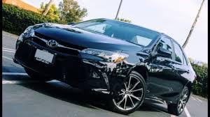 Camry Engine Specs Horsepower Toyota New 2018 Camry Xse V6 Youtube