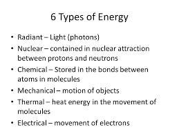 Light Energy Facts Energy In Living Systems Energy I The Facts All Organisms