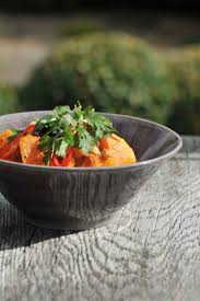 Thai Red Pumpkin Curry Recipe by Thyme