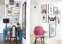 Home Inspiration by Home Inspiration Gallery Wall Billie Rose Blog