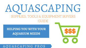 Aquascaping Guide Aquascaping Supplies Tools U0026 Equipment Buyers Guide