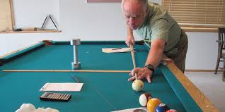 life size pool table bob jewett s double life berkeley engineering