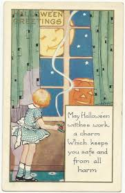 vintage halloween illustrations 101 best victorian halloween cards images on pinterest victorian