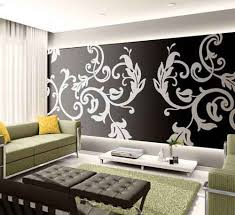 Best Wall Treatments Images On Pinterest Home Live And - Wall design in bedroom