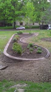 railroad ties landscaping landscape traditional with landscape