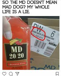 That Was A Lie Meme - dopl3r com memes so the md doesnt mean mad dog my whole life