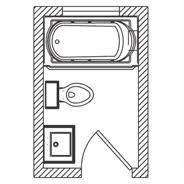 bathroom floor plans small bathroom floor plans officialkod