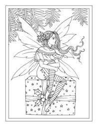 detailed christmas coloring pages bing images design