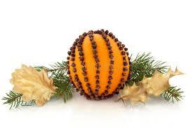 orange and clove pomander stock photo image of ornament 21422982