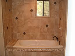alluring bathtub under window in cute bathroom ideas with big long