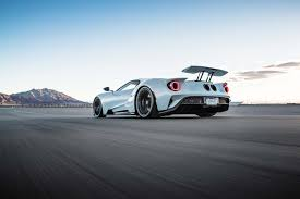 ford 2017 ford gt first ride with video motor trend