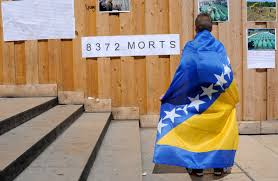 Flag Of Bosnia I Don U0027t Trust Anyone Any More They All Failed Me U0027 The Sexual