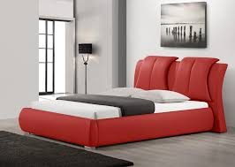 Modern Platform Bed Modern Platform Leather Bed
